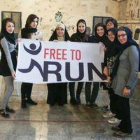 A estas mujeres iraníes les dijeron que no podían correr un maratón, pero ellas decidieron que sí