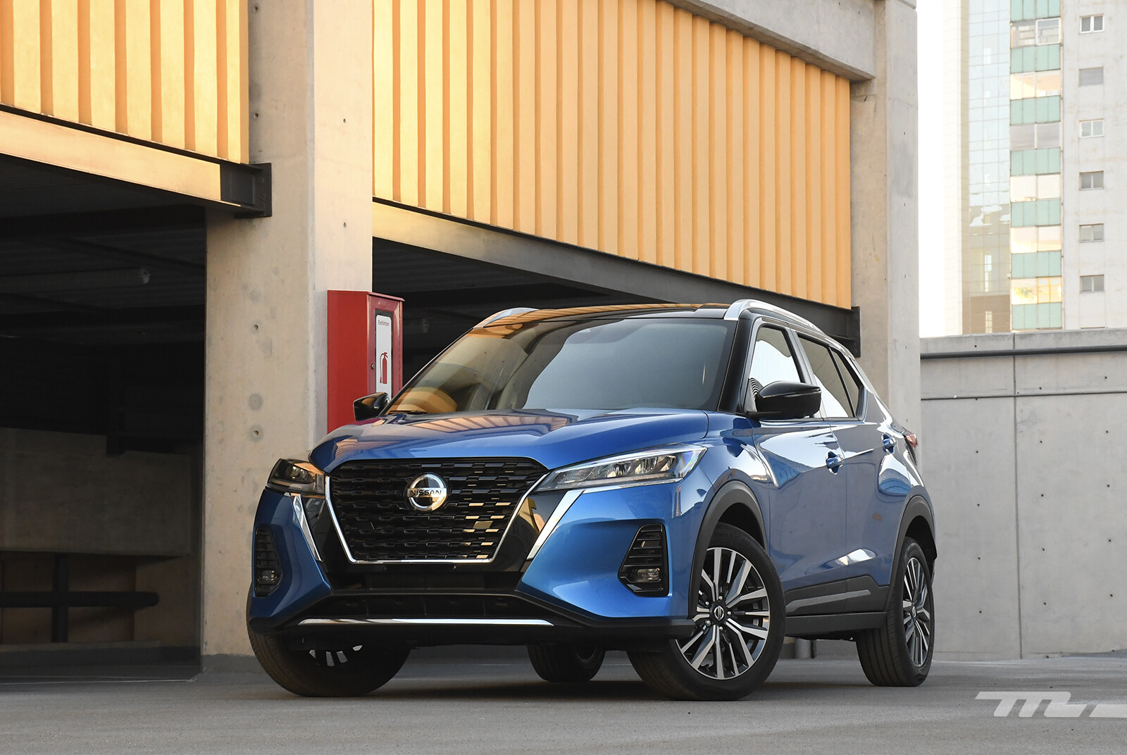 Nissan Kicks 2021 (prueba)