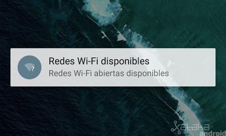 Cómo desactivar las notificaciones de redes WiFi abiertas en Android