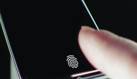 Sensor Huellas Samsung Galaxy A 1