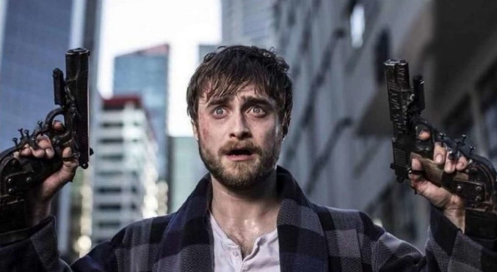 Sitges 2019: 'Guns Akimbo'. An insane orgy of violence and humor with a Daniel Radcliffe unleashed
