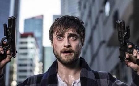 Sitges 2019: 'Guns Akimbo'. Una demencial orgía de violencia y humor con un Daniel Radcliffe desatado