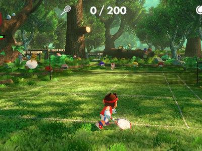 Guía Mario Tennis Aces: cómo desbloquear todas las canchas