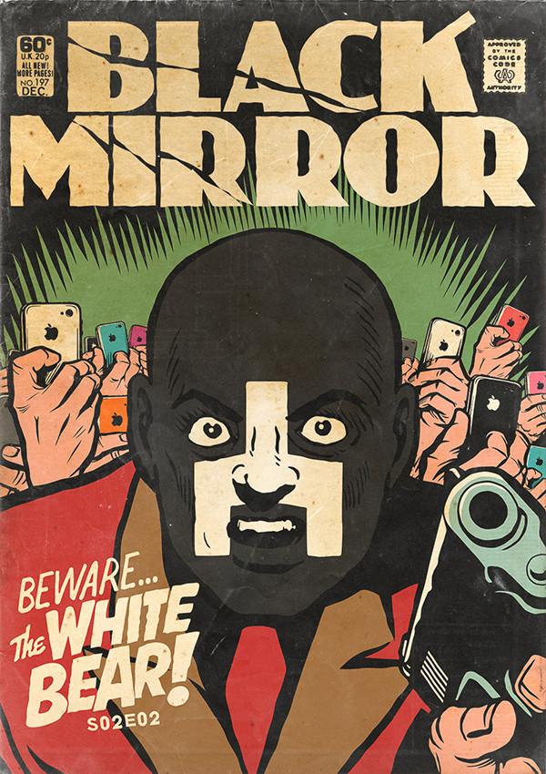 Foto de Portadas cómic 'Black Mirror' (6/14)