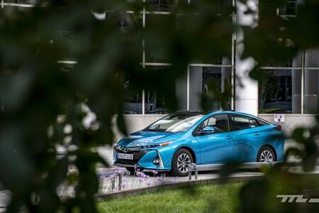 Toyota Prius Plug In 2021 Prueba 022