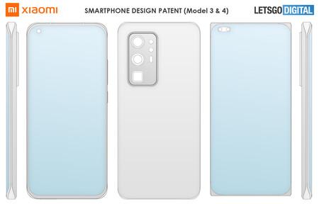 Xiaomi Mi Smartphones Afgerond Scherm