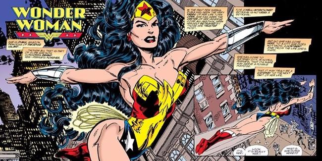 Wonder Woman Byrne