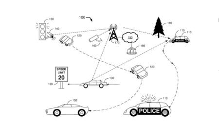 Patente Ford Ia Patrulla 1