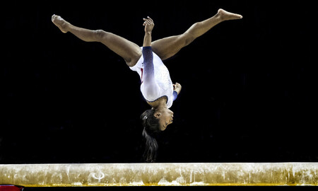Simone Biles Is The 2016 Olympic Individual All Around Optimized