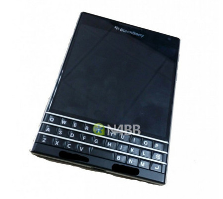 BlackBerry Windermere nos deja ver su cuadrado aspecto
