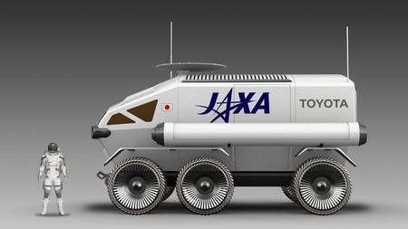 Rover Lunar Toyota 4