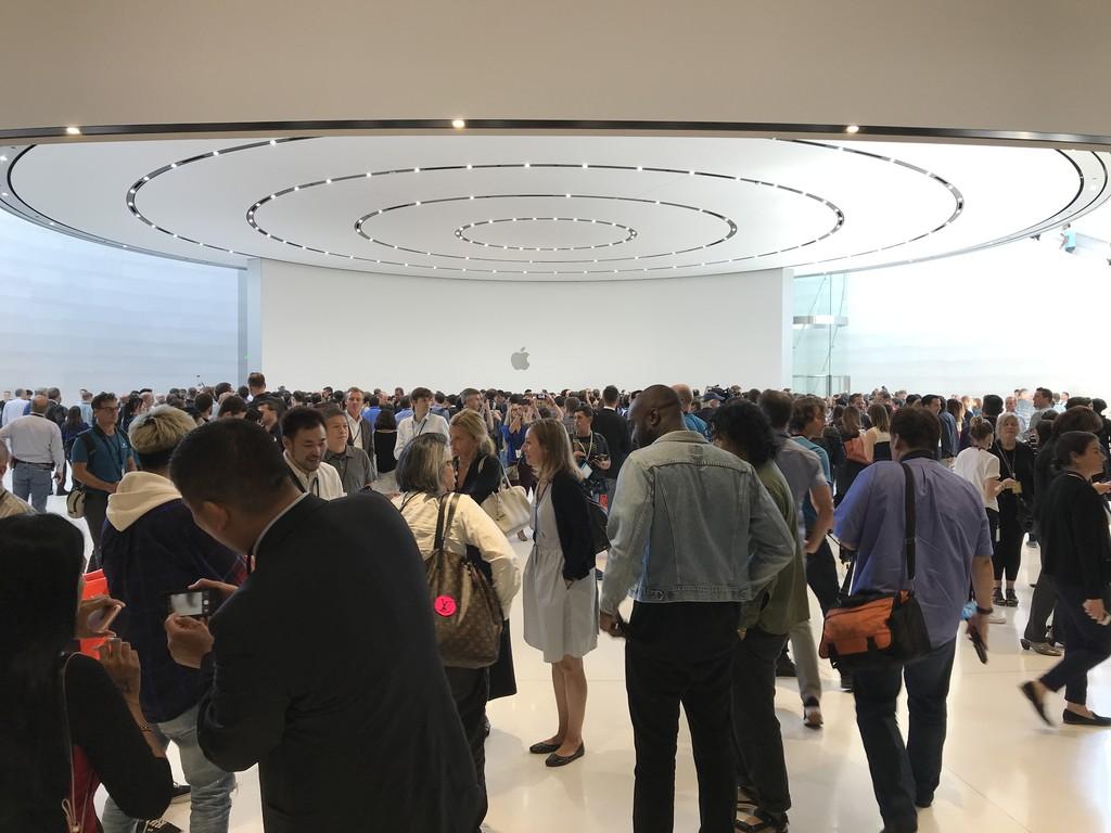 Mi Keynote En El Apple™ Park Applesfera Pedroaznar 19
