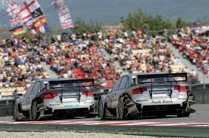 Audi quiere un título limpio en el DTM