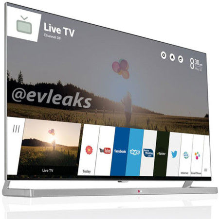 Se filtra el nuevo camino de WebOS en el mundo del televisor