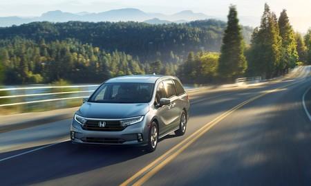Honda Odyssey 2021: Cambios ligeros por fuera, pero nuevos elementos para viajar más seguro en familia