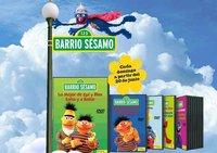 Colección de DVDs de Barrio Sésamo con Público