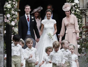 ¿Por qué la boda de Pippa Middleton nos ha parecido un auténtico aburrimiento?