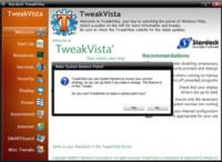 Optimiza tu Windows Vista con TweakVista de Stardock