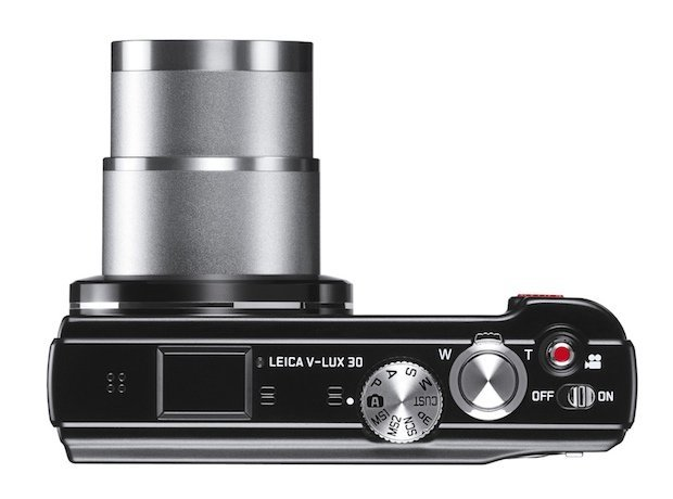 leica v-lux 30 top
