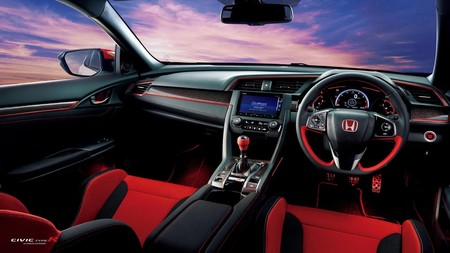 Honda Civic Type R Accesorios Jdm