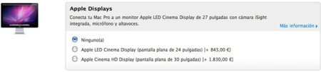 LED Cinema Display 27 pulgadas