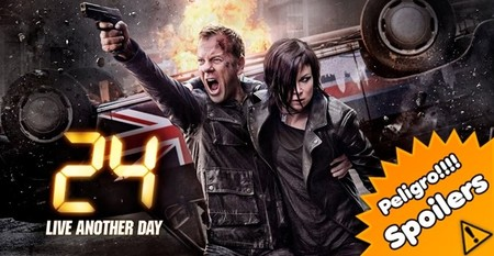 '24: Live Another Day', Jack Bauer sigue en forma