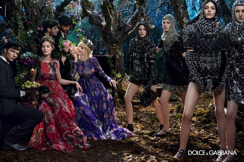 Foto de Dolce & Gabbana campaña Otoño-Invierno 2014/2015 (5/10)