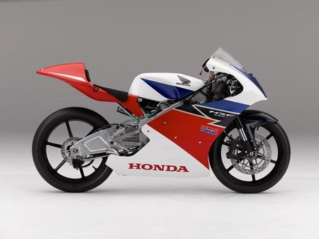 Honda NSF250R, presentada la Moto3 de 2012