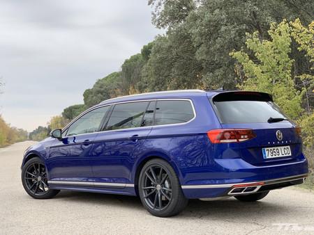 Volkswagen Passat Variant 2020 trasera