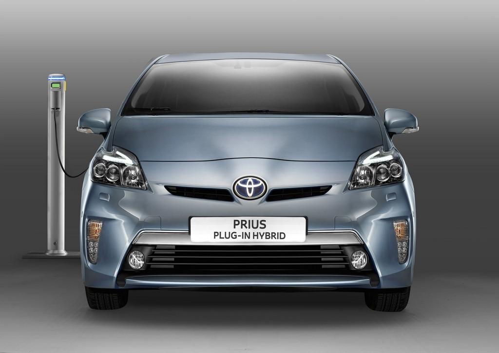 Foto de Toyota Prius Plug-in (1/5)