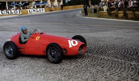 Alberto Ascari Ferrari F1 1952