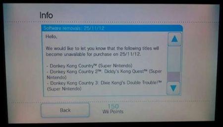 Donkey Kong Country (Consola Virtual)