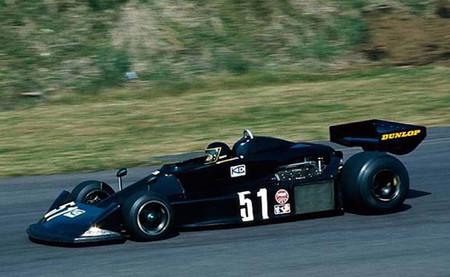 Masahiro Hasemi Kojima Engineering GP Japón 1976