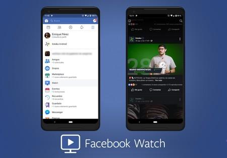 Probamos Facebook Watch: así funciona la alternativa a Youtube de la red social