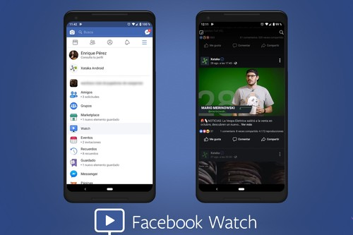 Probamos Facebook Watch: así funciona la alternativa a Youtube de la red social