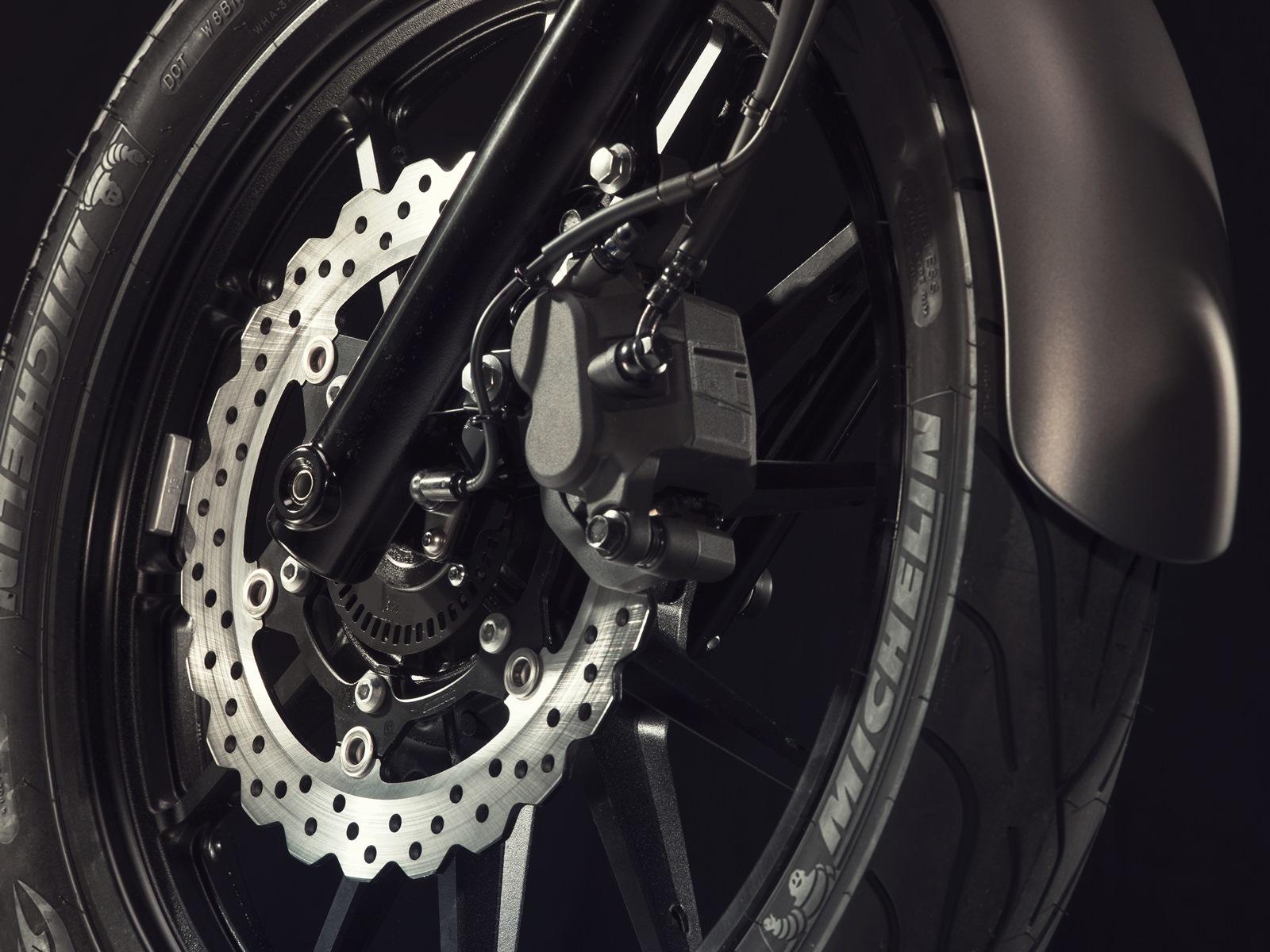 Foto de Yamaha XV950 Racer (6/33)