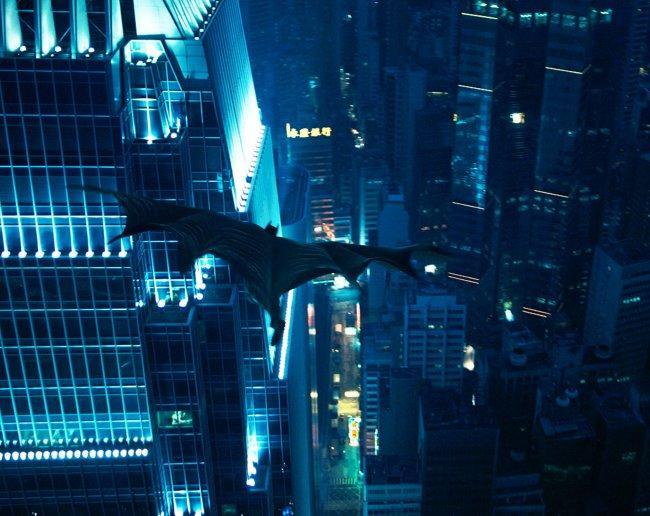 Batman en Hong Kong