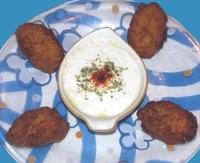 El Falafel de Cocina con Sabor