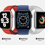 Apple Watch Series 6 vs Watch SE vs Watch Series 3: todas las diferencias entre los relojes de Apple
