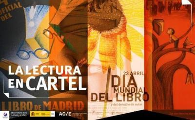 Pamplona acoge la exposición 'La lectura en cartel'