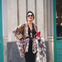 Mujeres con estilo: Catherine Baba, una Lady Gaga entre estilistas de moda