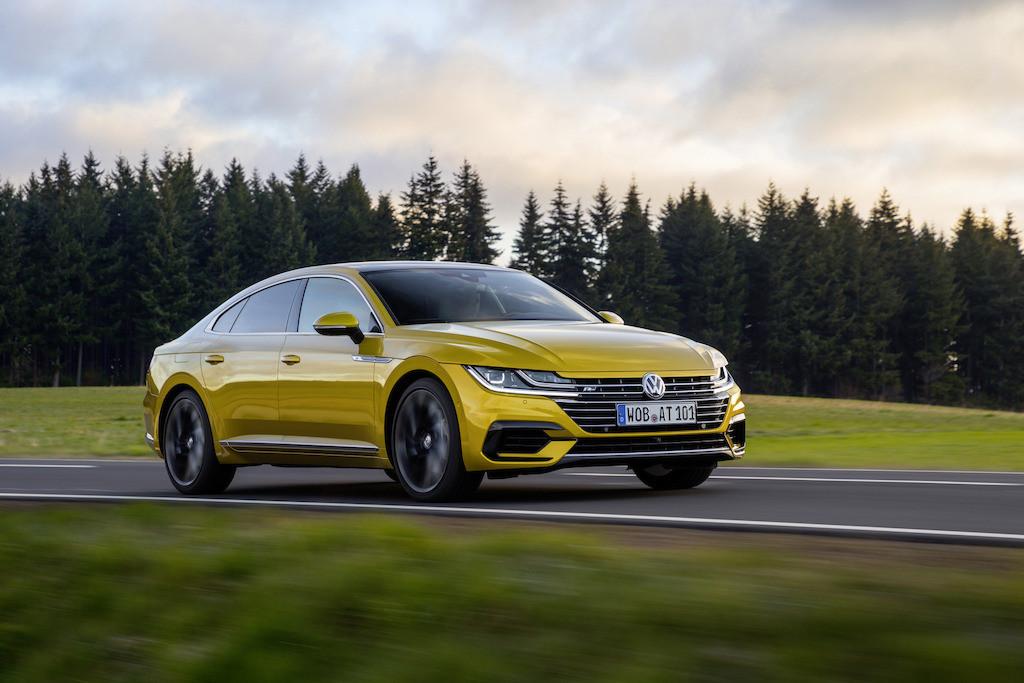 Foto de Volkswagen Arteon (11/25)