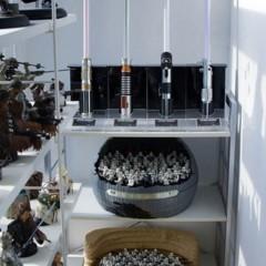 Foto 14 de 14 de la galería la-casa-de-un-fan-de-star-wars-con-gusto en Decoesfera