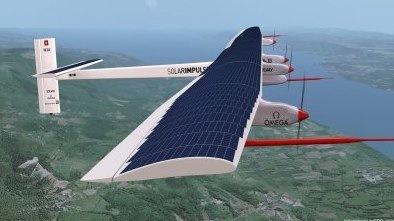 La vuelta al mundo con energía solar