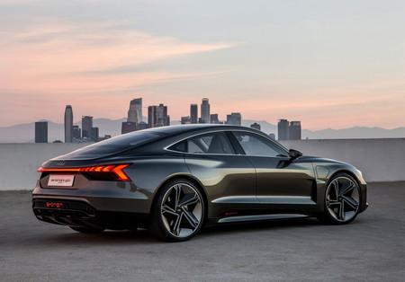 Audi E Tron Gt Concept 2018