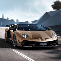 Lamborghini Aventador SVJ Roadster: 770 CV y aerodinámica activa para un coche descapotable de ensueño