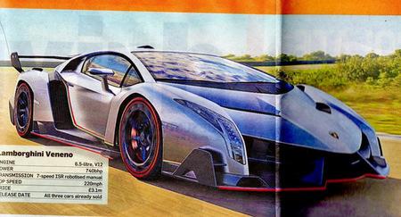 Lamborghini Veneno, ¿la sorpresa de Ginebra?