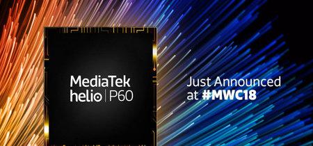 Nuevo Helio P60 de MediaTek, cuando la inteligencia artificial llegó a la gama media