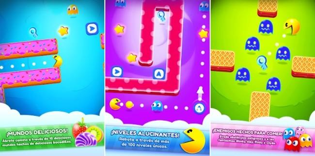 Pacman Bounce