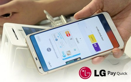 LG Pay Quick, la respuesta a Samsung Pay Mini y Apple Pay Cash que llegará a Europa y Estados Unidos